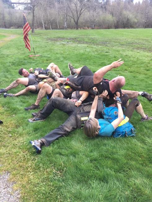 """My First GORUCK                                     JEB NORRISSUNDAY, MARCH 27, 2016                                                                          """"I think I... via Jeb Norris"""