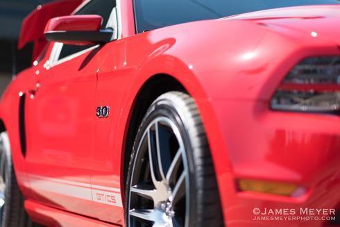 Mustang CS via JamesMeyerMedia