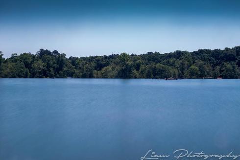 Ocmulgee River at the dam in Juliette, Ga. 10 second exposur... via Liam Douglas - Professional Photographer