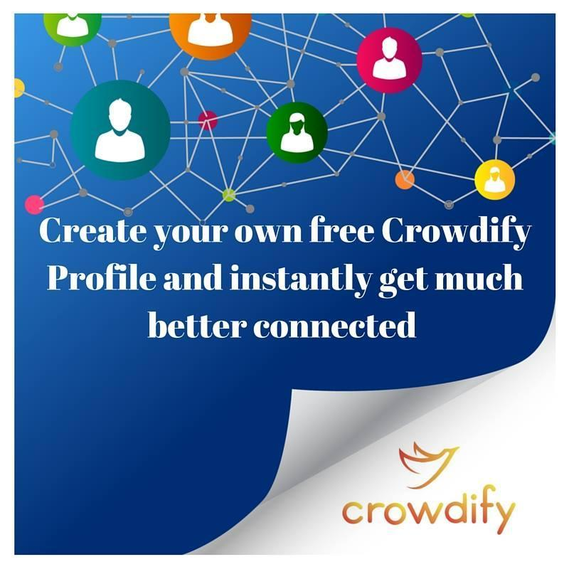An overview of our new Crowdify Talent area by @JoanStewart1 via Michael Q Todd
