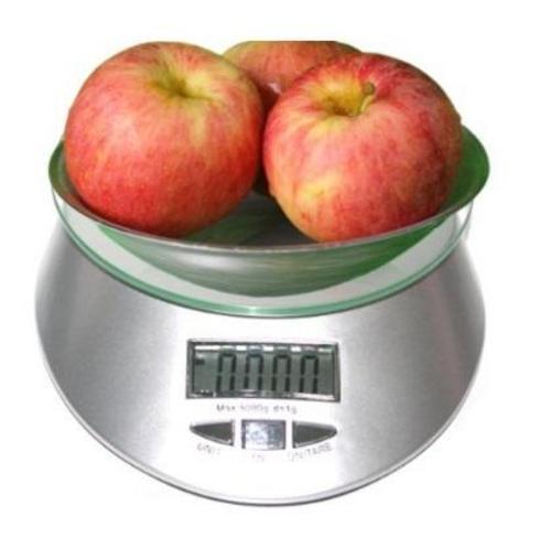 Best Digital Kitchen Scale 2 AA Batteries Included, Easy to ... via michael jones