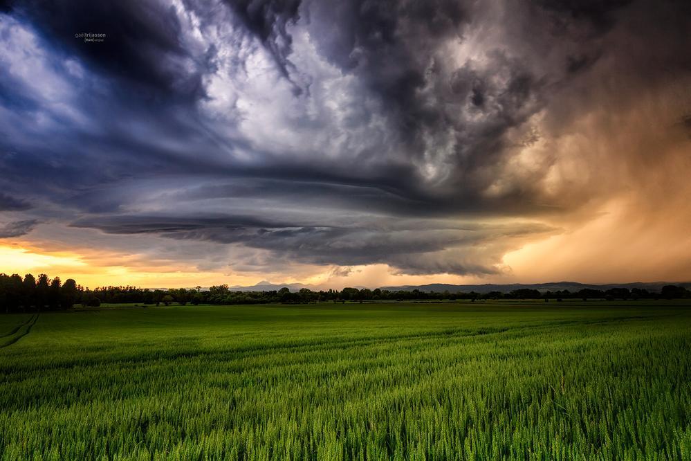Weather Storm  interprt par Craig Armstrong extrait de l'alb... via Gael Trijasson