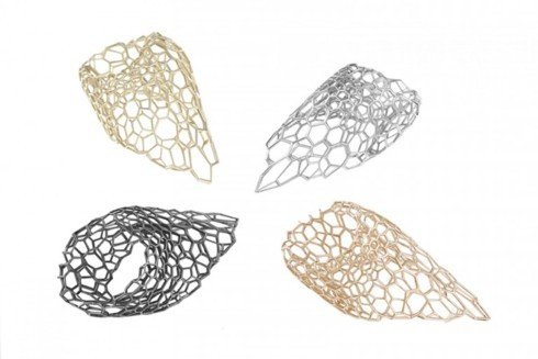 THE SKEIN AND SILENE BY ZAHA HADID. See more of her designs ... via Ria Alexa Mariones-Yamamoto