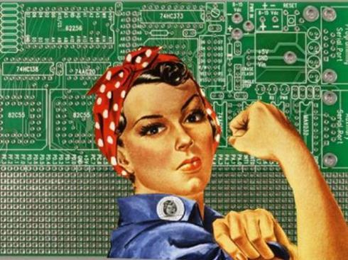 BEING A WOMAN IN THE IT INDUSTRY:What keeps me on track is t... via Ria Alexa Mariones-Yamamoto