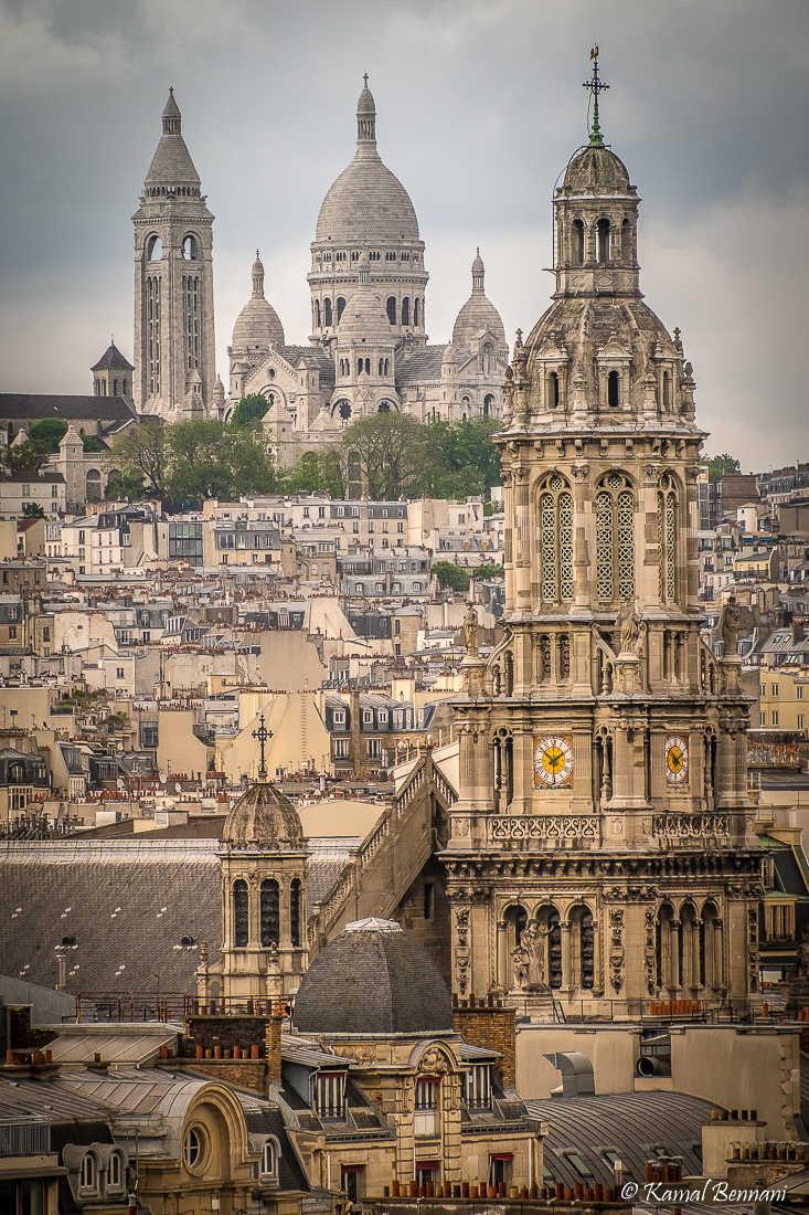 Surrounded by History via Kamal Bennani
