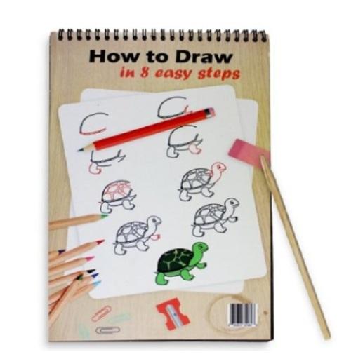 Draw Magic Book Scratch and Sketch An Art Activity Book                                      $9.... via michael jones