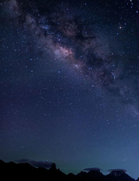 All of star #astrophotography via Jirawat Plekhongthu