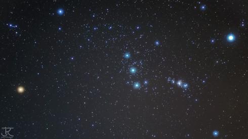 Beauty of Orion                                                                           #astrophotography #Nightsky #NikonD5300 #5... via Arun Siddharth
