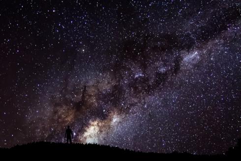 Rise #astrophotography #milkyway #nightsky #photography #nig... via Fabio Viero