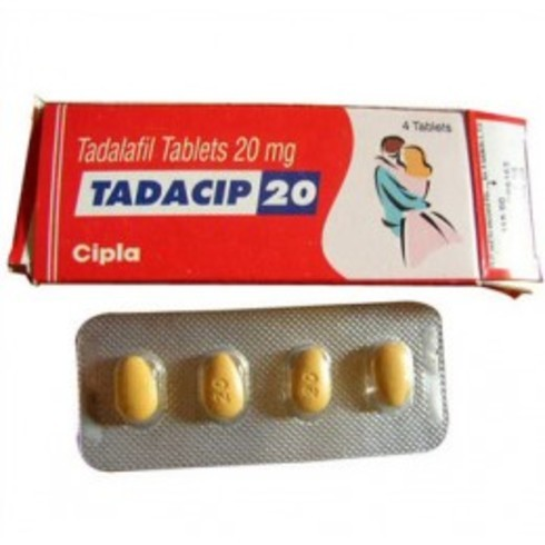 Tadacip                                      Take tadacip as prescribed by the doctor just befor... via Frank