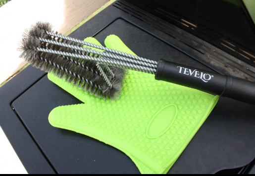 This barbecue grilling accessory and cooking kit has what yo... via michael jones