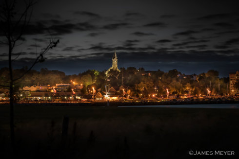 Took this one a few nights ago out on Coal Dock Park. Hope y... via JamesMeyerMedia