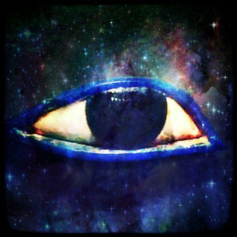 We are All Seeing... :) via Jaie Hart