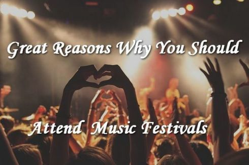 Great Reasons Why You Should Attend #Music #Festivals | Mode... via Amit Verma