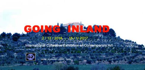 GaleriaZero 6:56pm - GOING INLAND                                     Open Call for #Artists for... via GaleriaZero