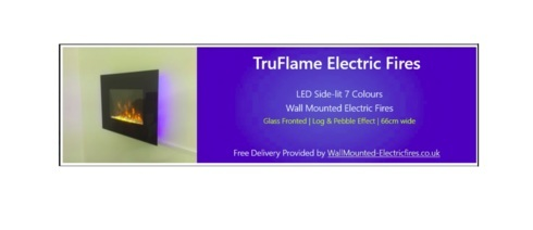 Buy Modern clean and stylish TruFlame Electric Fires Online ... via VictorBasu