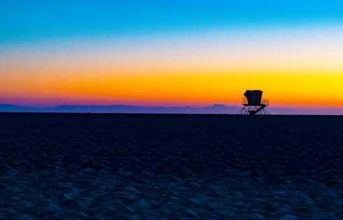Along the boardwalk in Huntington Beach, Ca. Nikon D610 f/2.... via Steve La Motte