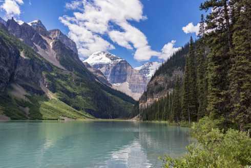 Memories of Lake Louise via Stacy White