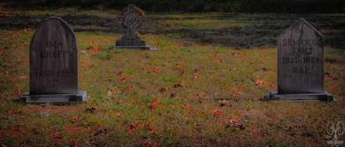 Getting into the Halloween spirit                                                                           Read the headstones. Get... via Janice McGregor