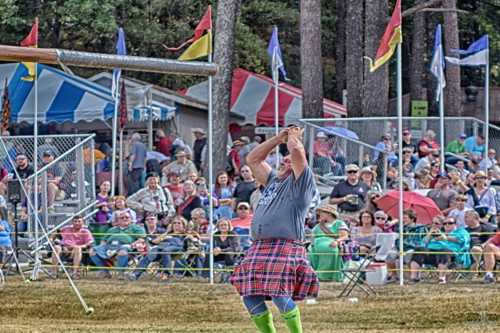 Highland games in Stone Mountain Ga. today. Fun day but had ... via Janice McGregor