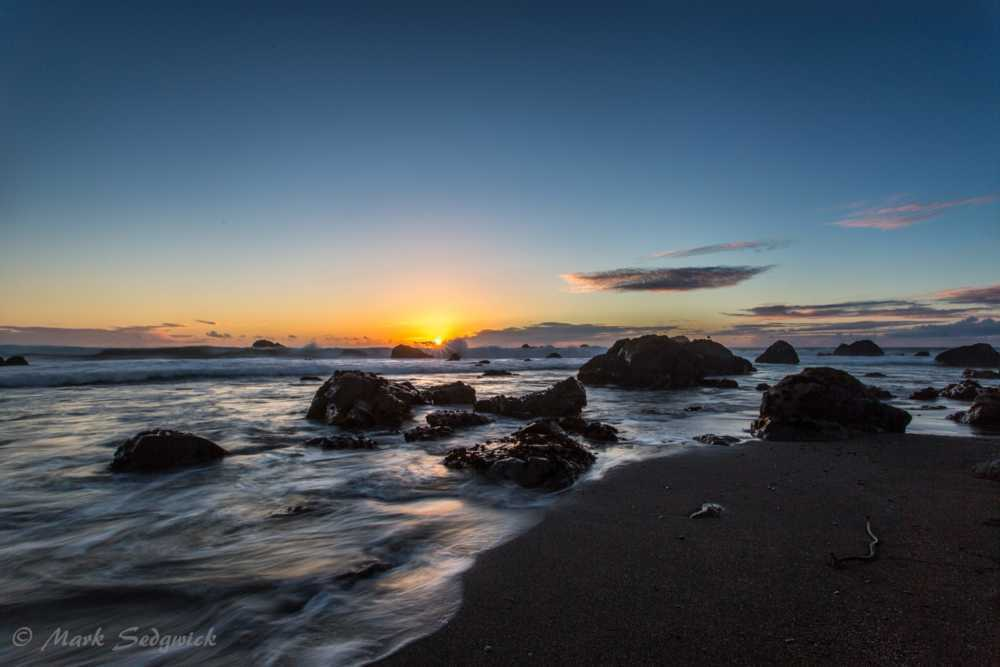 The End of Another Beautiful Day in Sonoma County California... via Mark Sedgwick Photography