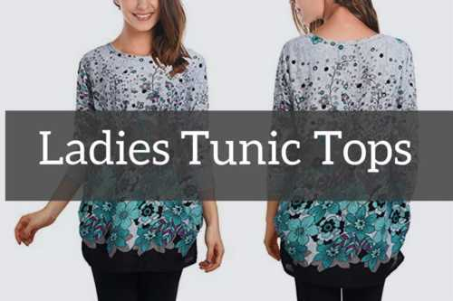 #LadiesTunicTops #Tunictops #FashionableTops via Carla Fleming
