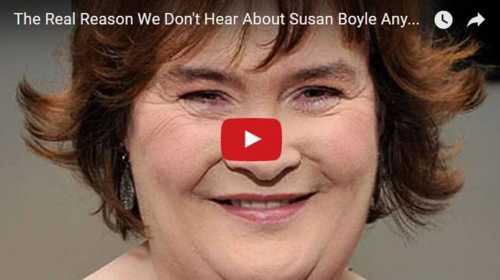 The Real Reason We Don't Hear About Susan Boyle Anymore via Colin Sydes