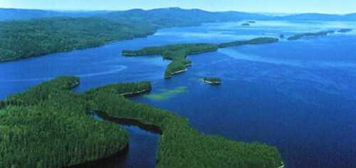 Finnish Lake images :) via Colin Sydes