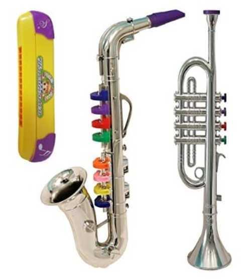 Orchestra Combo Set                                      (Saxophone+Trumpet+Harmonica)                                     Sale:$24.... via michael jones